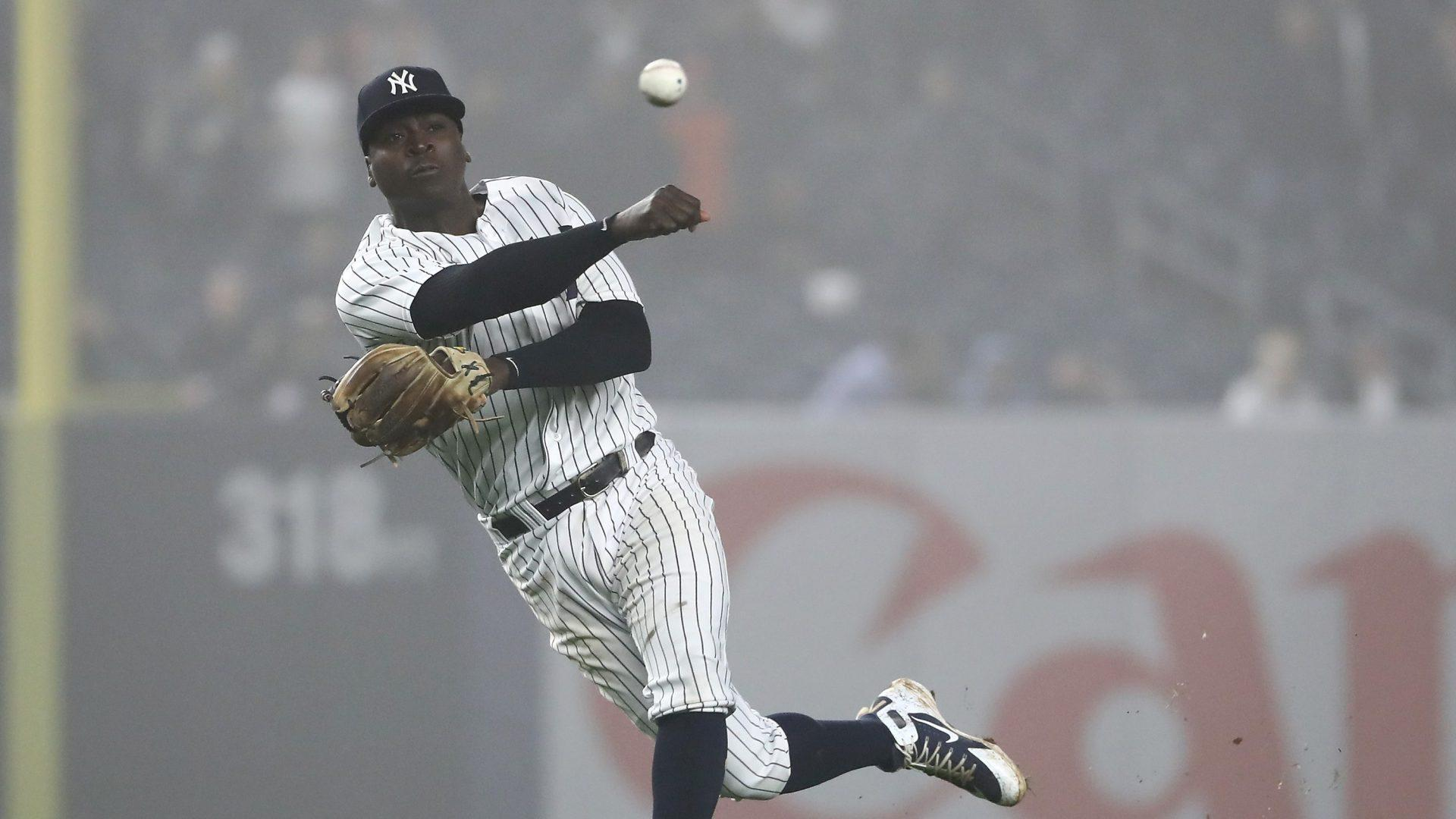 Report Didi Gregorius Cleared For Baseball Activities