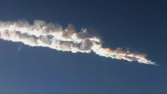 Meteor Falls in Russia, Hundreds Injured