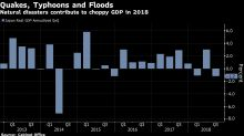 Japan's Economy Shrinks for Second Time in 2018 After Disasters