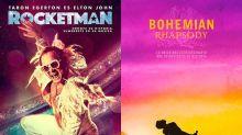 Las grandes diferencias entre Rocketman y Bohemian Rhapsody