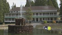 Wawona Hotel opens despite Yosemite National Park closure