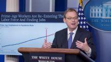 """La Casa Blanca afirma que el daño económico por el cierre es """"peor"""" al esperado"""