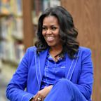Only Michelle Obama Could Make Denim Look This Chic