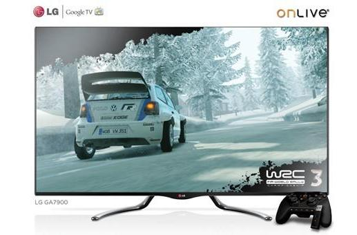 OnLive extending LG partnership to G3 series televisions