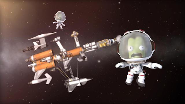 Valve hired the team behind 'Kerbal Space Program' (update: not quite)