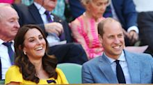 Kate Middleton Wore an Impossible-to-Look-Away from Canary Yellow Dress at Wimbledon