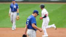 Royals try to turn tide against White Sox after five straight losses
