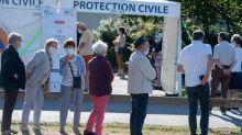 Campagne de dépistage en Mayenne:1300 tests ont été réalisés dès le premier jour