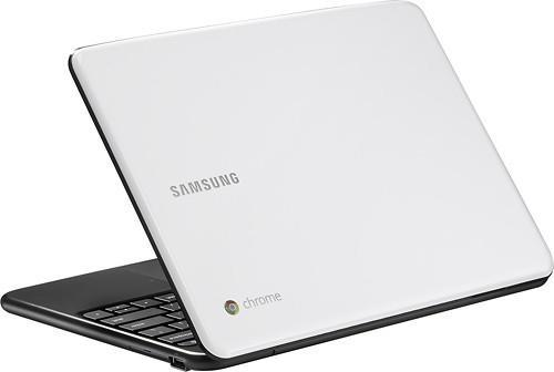Samsung Series 5 Chromebook now shipping in Arctic White -- Titan Silver edition still to come