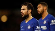 AC Milan make move for Chelsea midfielder Cesc Fabregas