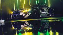 PS5電玩方向盤 能給GT3賽車用
