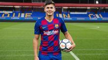 Quién es Santiago Ramos Mingo, la joya de Boca que se llevó Barcelona