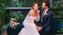 Idina Menzel Marries 'Rent' Actor Aaron Lohr: 'The Love of My Life'