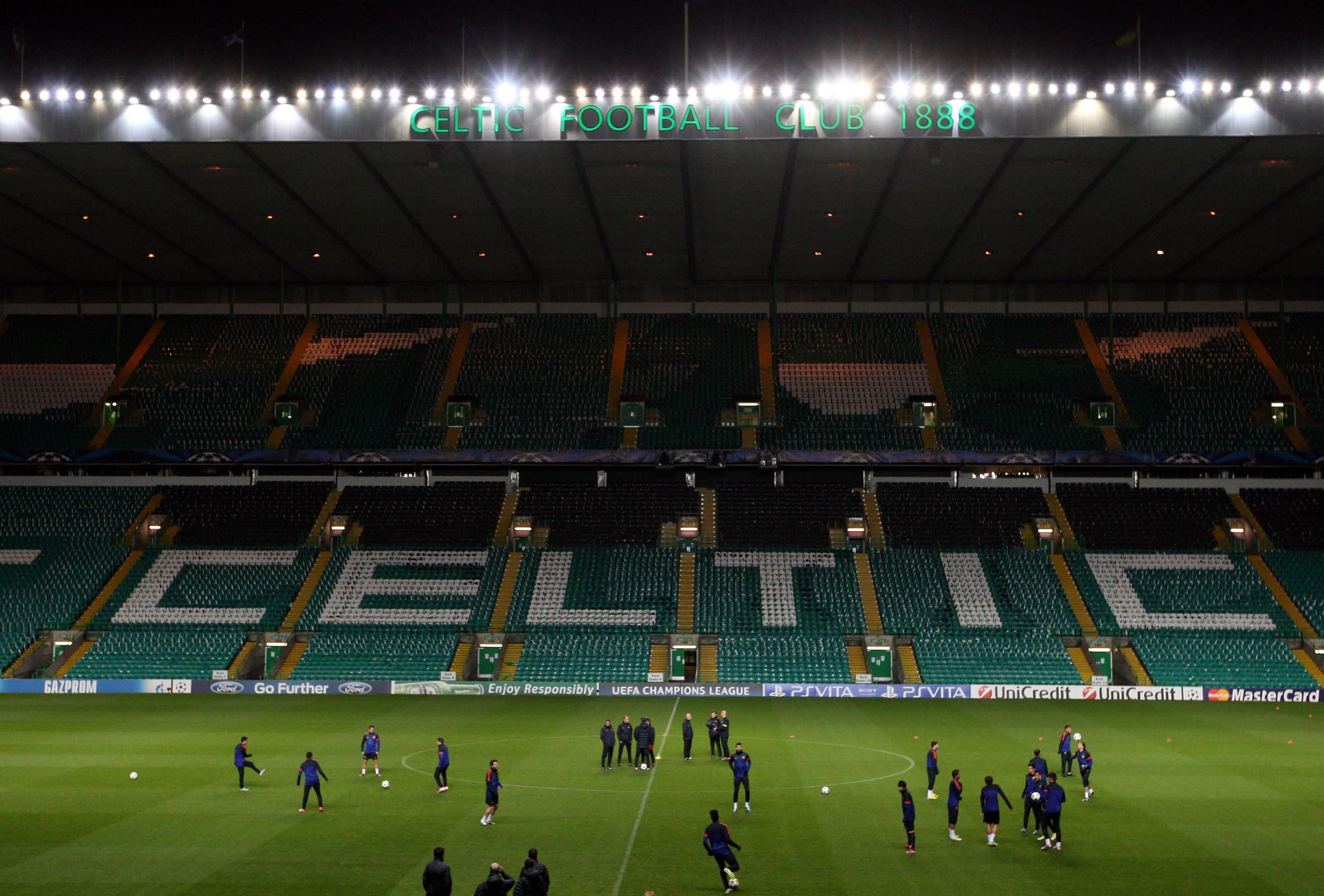 Man, 20, seriously assaulted near Celtic Park stadium