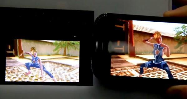 Imagination Technologies' PowerVR SGX543MP2 really is faster, better, stronger (video)