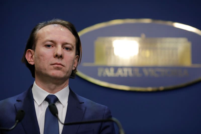 Facing coronavirus spread, Romania's president makes new push to form government