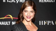 Selma Blair adopts a new dog, a month after the heartbreaking death of her former pooch