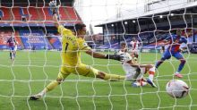 Crystal Palace up and running after Wilfried Zaha sinks Southampton