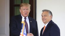 Hungary's Orban Gave Trump Harsh Analysis of Ukraine Before Key Meeting