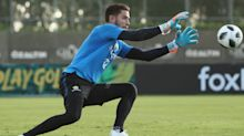 Brad Jones ready to fight for Socceroos start after surprise World Cup call-up