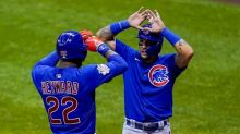 Heyward homers off Hader, Cubs rally past Brewers 4-2