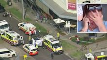 Woman killed after man, 89, drives into Sydney cafe