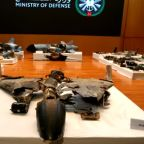Saudi unveils 'undeniable' Iran attack evidence
