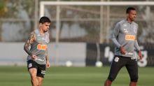 Corinthians encerra preparação para o Dérbi; veja provável escalação