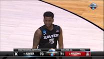 Xavier scores huge 'Sweet 16' upset