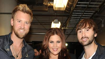 ShowBiz Minute: Lady Antebellum, Jones, Swift