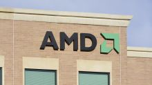 AMD's stock moves into risky territory on Google gaming hype