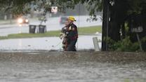 Torrential Rain and Tornados Sweep Texas, Oklahoma
