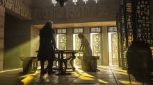 """How Frank Lloyd Wright Inspired One of 'Game of Thrones"""" Most Epic Palaces"""