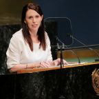 Prime Minister Ardern apologises to family of British tourist killed in New Zealand