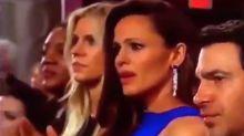 Jennifer Garner se arrepiente de este momento de los Oscars convertido en meme