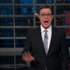 Stephen Colbert Congratulates Putin for His Win 'by the Most Made-up Votes' (Video)