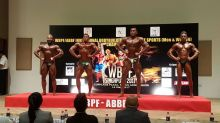 Bodybuilding bulking up in Singapore as more take up sport
