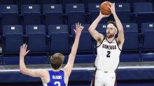 Gonzaga at Portland odds, picks and prediction