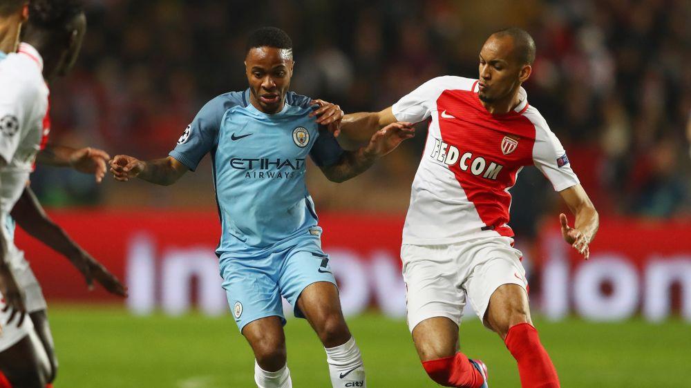 """Fabinho analisa rival do Monaco: """"o jogo contra o Dortmund vai ser um pouco parecido com o City"""""""
