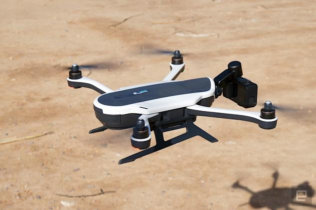GoPro updates Karma drone with much-needed 'follow me' feature