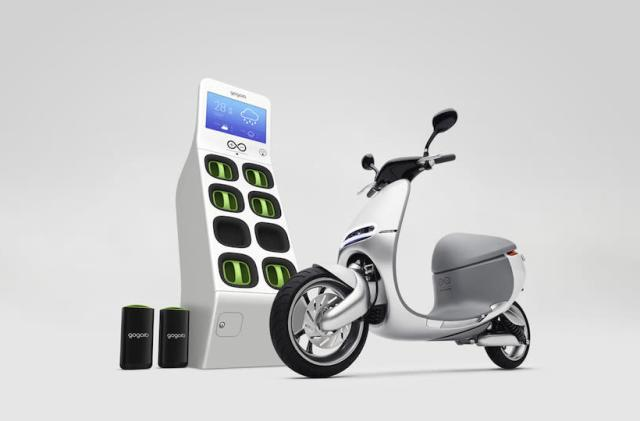 Former HTC execs unveil smart scooter plus a network of swappable batteries