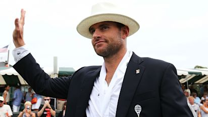 Like watching Picasso - Roddick reflects on a career spent in the shadow of greatness