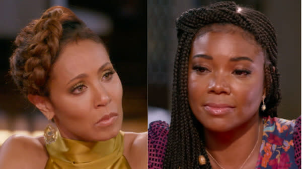 Jada Pinkett Smith And Gabrielle Union Settle 'Petty' Feud Once And For All