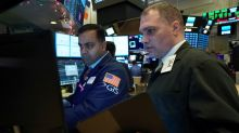 Global stocks scale records, oil dips as investors hail easing of Mideast tensions