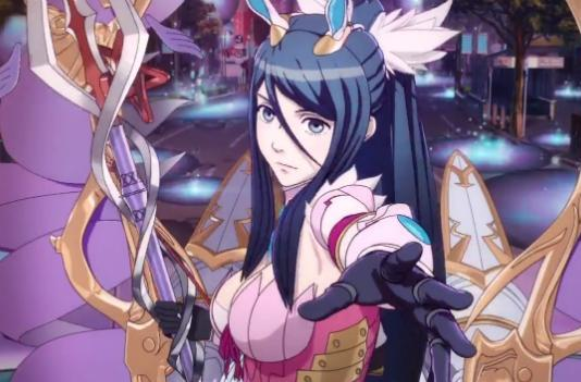 Watch the peppy, neon 'Shin Megami Tensei x Fire Emblem' for Wii U trailer