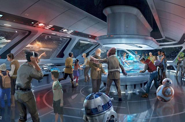 Disney's immersive 'Star Wars' hotel is a Jedi dream come true