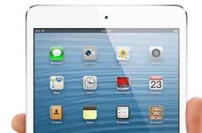 Apple reportedly changing some iPad mini ship dates