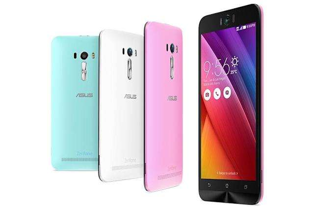 ASUS ZenFone Selfie is all about its 13MP cameras