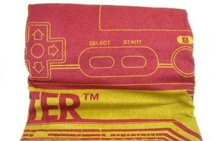 Clean up with a cheap Famicom-style towel