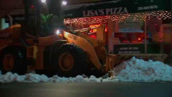New Jersey continues cleanup from winter storm